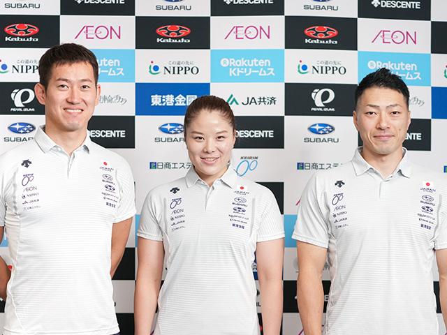 東京五輪 自転車競技(トラック) 日本代表選手一覧