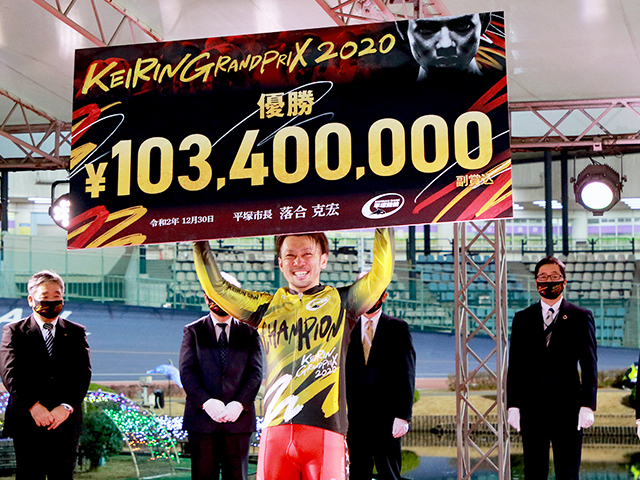 2020年賞金王は和田健太郎選手